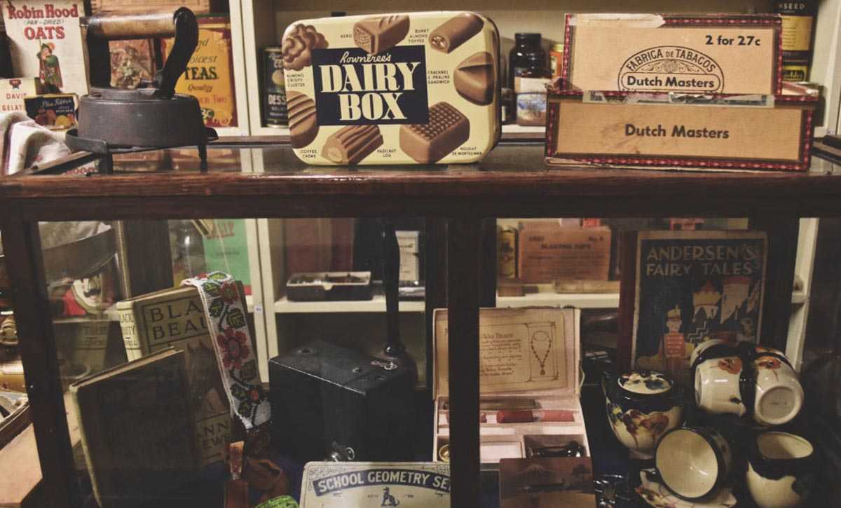 Nose Creek Valley Museum - The General Store