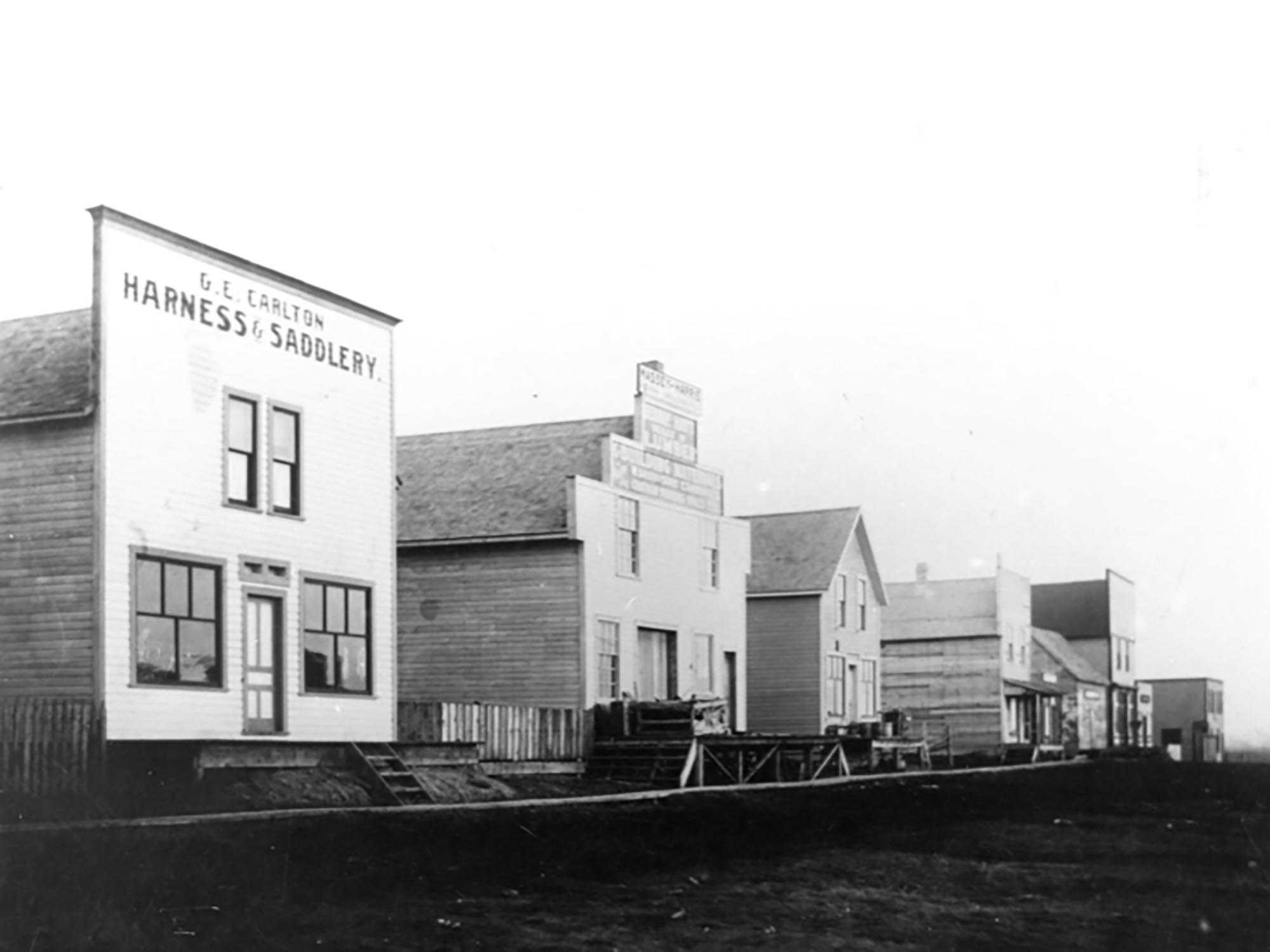 Nose Creek Valley Museum - City of Airdrie 1904